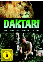 Daktari - Staffel 4 [5 DVDs]