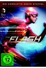 The Flash - Die komplette 1. Staffel [5 DVDs]