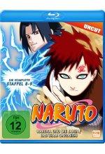 Naruto - Die komplette Staffel 8 & 9 - Uncut