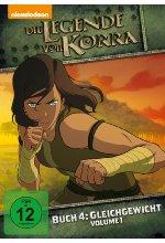 Die Legende von Korra - Buch 4: Gleichgewicht - Volume 1