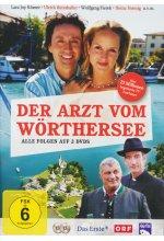 Der Arzt vom Wörthersee [2 DVDs]