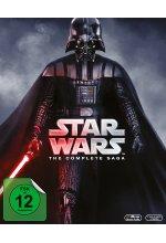 Star Wars - Complete Saga [9 BRs]