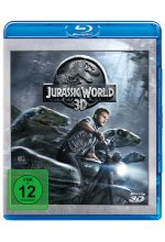 Jurassic World Blu-ray 3D-Cover