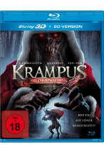 Krampus - The Christmas Devil  (inkl. 2D-Version) Blu-ray 3D-Cover