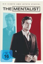 The Mentalist - Staffel 7 [3 DVDs]