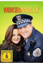 Mike & Molly - Staffel 5 [3 DVDs]