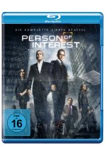 Person of Interest - Staffel 4  [4 BRs] Blu-ray-Cover
