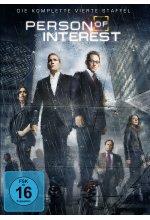 Person of Interest - Staffel 4 [6 DVDs]