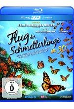 Flug der Schmetterlinge (inkl. 2D-Version)