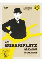 Am Borsigplatz geboren - Franz Jacobi und die Wiege des BVB (+ CD)