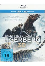 Die letzte Schlacht am Tigerberg  (inkl. 2D-Version) Blu-ray 3D-Cover