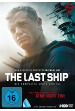 The Last Ship - Staffel 1  [3 DVDs] DVD-Cover