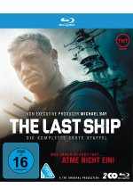 The Last Ship - Staffel 1  [2 BRs] Blu-ray-Cover