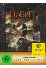 Der Hobbit 3 - Die Schlacht der fünf Heere - Extended Edition [2 DVDs] (+ 3 Bonus-DVDs)