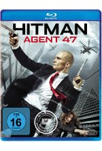 Hitman: Agent 47 Blu-ray-Cover