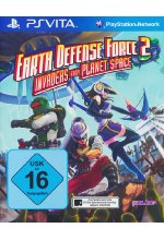 Earth Defense Force 2 - Invaders from Planet Space Cover