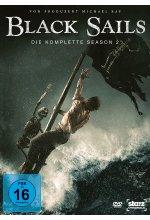 Black Sails - Season 2 [4 DVDs]