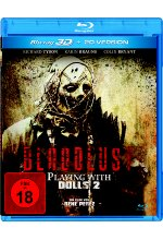 Bloodlust - Playing with Dolls 2  (inkl. 2D-Version) Blu-ray 3D-Cover