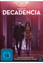 Shades of Decadencia DVD-Cover