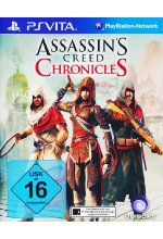 Assassin's Creed Chronicles Cover
