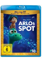 Arlo & Spot Blu-ray 3D-Cover