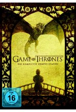 Game of Thrones - Staffel 5  [5 DVDs] DVD-Cover