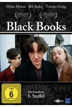 Black Books - Die komplette Staffel 1/Episode 01-06 [2 DVDs]