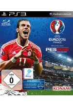 Pro Evolution Soccer 2016 - UEFA Euro 2016 France Cover