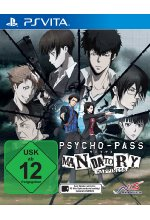 Psycho-Pass - Mandatory Happiness Cover