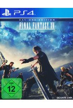 Final Fantasy XV (Day One Edition) Cover