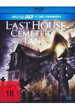 The Last House on Cemetary Lane  (inkl. 2D-Version) Blu-ray 3D-Cover