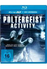 Poltergeist Activity Blu-ray 3D-Cover