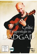 Jens Kommnick - Celtic Fingerstyle in DADGAD/Guitar Workshop (+ Noten-/Tabulaturenbuch)