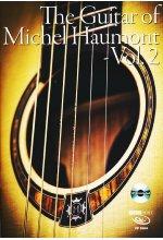 Michel Haumont - The Guitar of Michel Haumont - Vol. 2 (+ Noten-/Tabulaturenbuch)