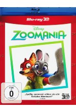 Zoomania Blu-ray 3D-Cover
