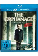 The Orphanage - Das Waisenhaus 2 - Uncut  (inkl. 2D-Version) Blu-ray 3D-Cover