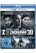 Z for Zachariah  (inkl. 2D-Version) Blu-ray 3D-Cover
