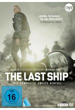 The Last Ship - Staffel 2  [4 DVDs] DVD-Cover