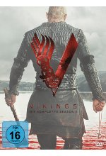 Vikings - Season 3  [3 DVDs] DVD-Cover
