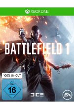 Battlefield 1 Cover