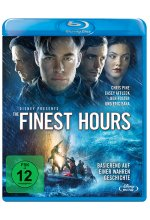 The Finest Hours Blu-ray-Cover