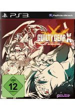 Guilty Gear Xrd - Revelator Cover