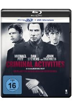 Criminal Activities Blu-ray 3D-Cover