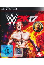 WWE 2K 17 Cover
