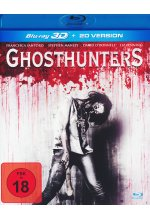 Ghosthunters  (inkl. 2D-Version) Blu-ray 3D-Cover