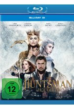 The Huntsman & The Ice Queen Blu-ray 3D-Cover