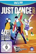 Just Dance 2017 Cover