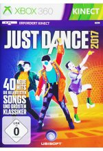 Just Dance 2017 (Kinect) Cover
