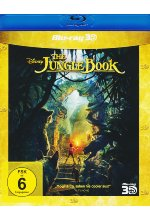 The Jungle Book Blu-ray 3D-Cover
