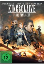 Kingsglaive - Final Fantasy XV DVD-Cover